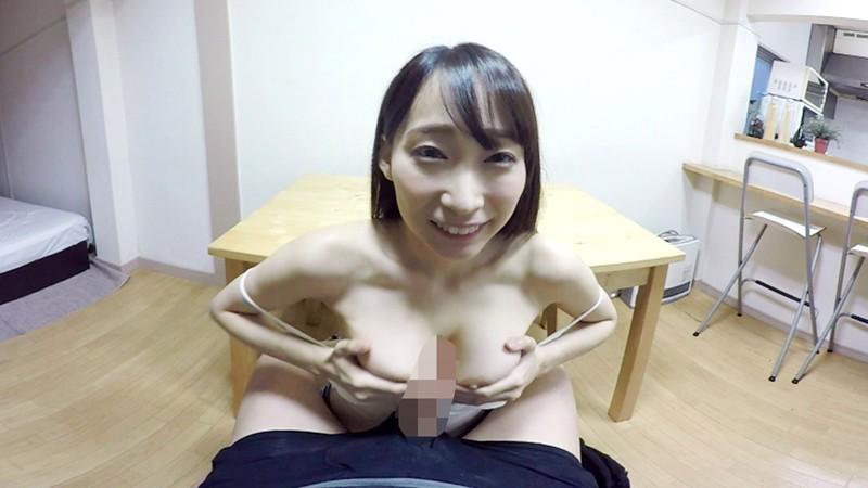 【VR】蓮実クレアと見つめながらラブラブセックス サンプル画像 No.3