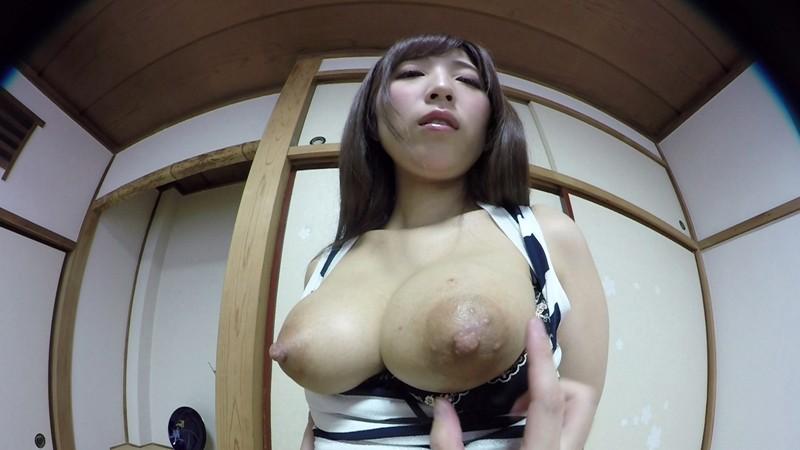 【VR】敏感妻と見つめ合いながら濃厚セックス 彩奈リナ サンプル画像 No.3
