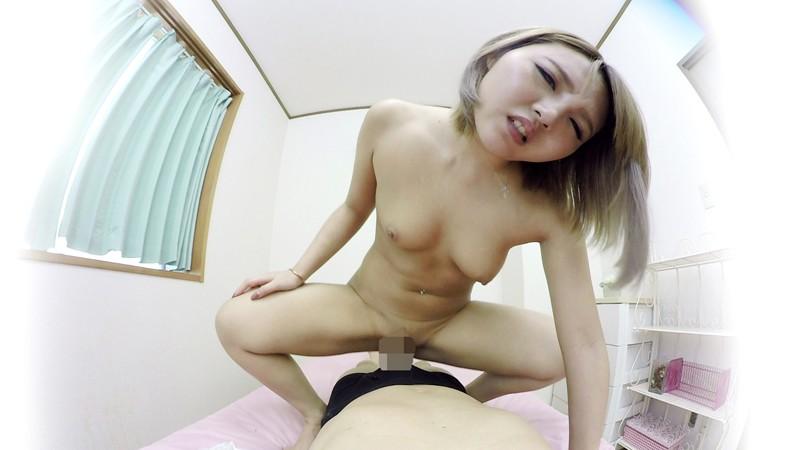 【VR】ギャル性交 宮崎遥 サンプル画像  No.8