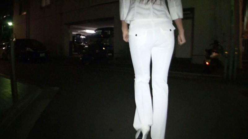 働く美尻OLのパンツスーツに射精 お姉さんのスーツ4 サンプル画像  No.5