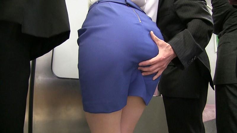 私を囲んで下さい、そしてスカートを汚して下さい 教育実習生・優希音の妄想着衣痴漢 サンプル画像  No.6