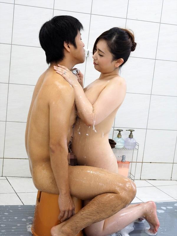 時間無制限!発射無制限!凄テク人妻特殊浴場ソープ 笹倉杏 サンプル画像 No.5