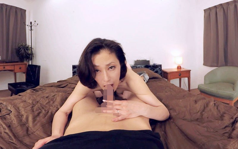 【VR】完熟の味 猪原由紀子 サンプル画像 No.6