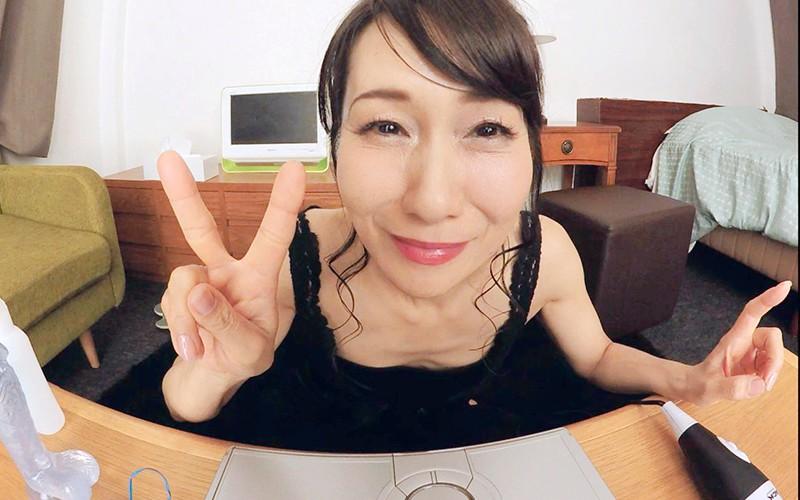 【VR】HQ高画質対応 仮想現実ライブチャット まりさんログイン中 麻生まり サンプル画像  No.2