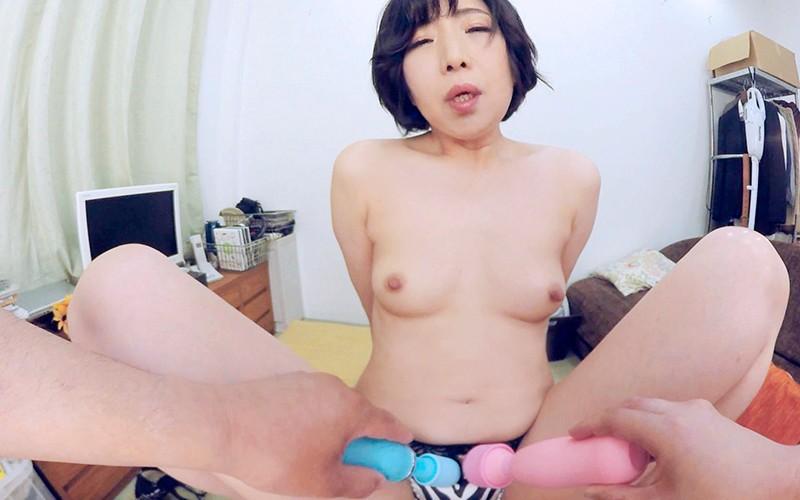 【VR】HQ高画質対応 淫臭漂う熟女の阿修羅責め 倉田江里子 サンプル画像  No.8