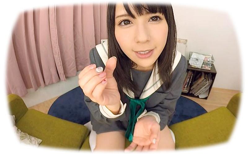 【VR】射精コントロール!オナ指示痴女 vol.10 佳苗るか サンプル画像 No.5