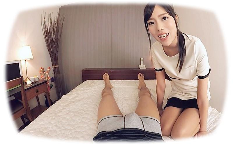 【VR】裏クチコミ評価5のビジネスホテル マッサージ編 白石りん サンプル画像 No.1