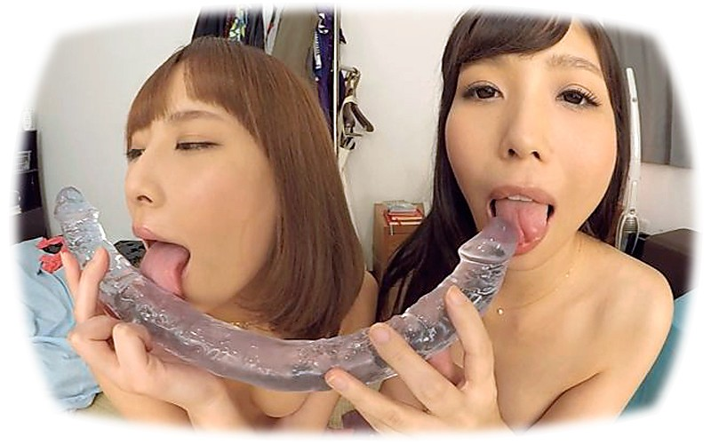 【VR】超VIP席!美巨尻美女達の見せ付けレズ 神ユキ 花咲いあん サンプル画像 No.3