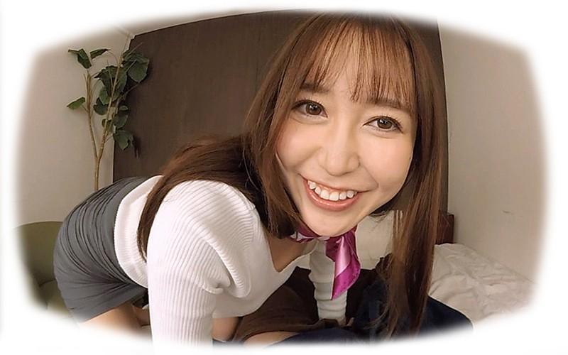 【VR】裏クチコミ評価5のビジネスホテル 純白魔巨乳美女の見せつけ誘惑マッサージ 篠田ゆう サンプル画像 No.3