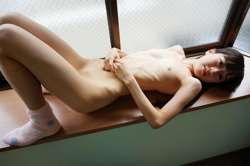 大人に卑猥な事を教えられてしまいドスケベに育ってしまう貧乳で陥没乳首の清楚系黒髪美少女 サンプル画像  No.1