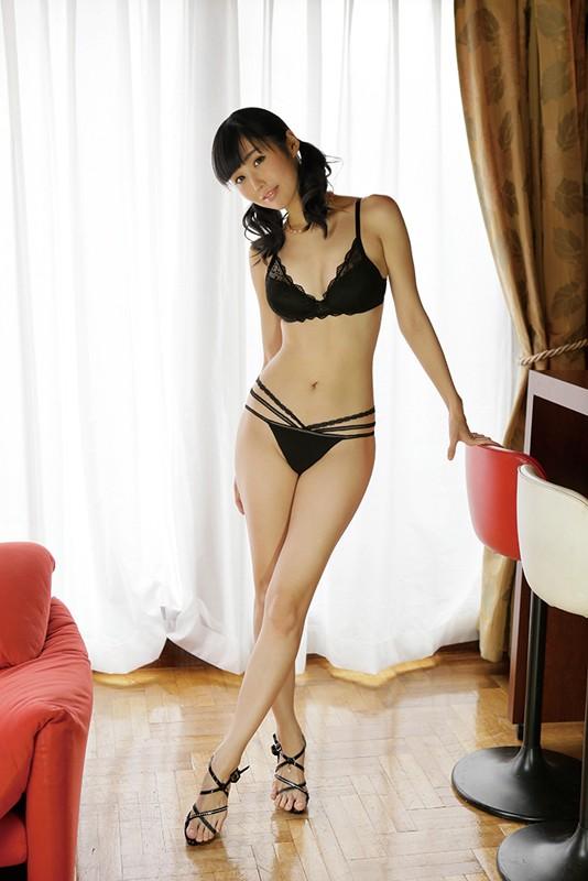 この撮影で自前の下着披露ンゴ。 稲森美優 サンプル画像  No.2