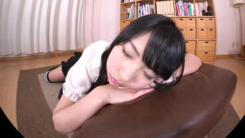 【VR】高杉麻里 うたた寝カノジョにこっそりいたずら…その後とってもらぶらぶなセックスしちゃった サンプル画像 No.1