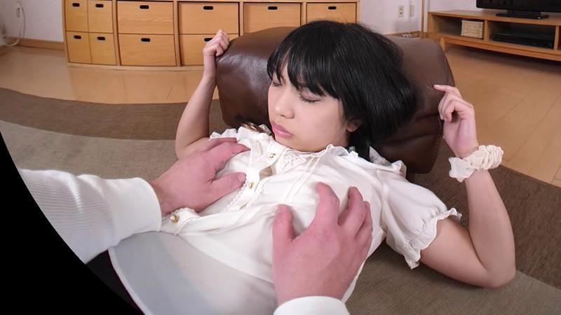 【VR】高杉麻里 うたた寝カノジョにこっそりいたずら…その後とってもらぶらぶなセックスしちゃった サンプル画像 No.4