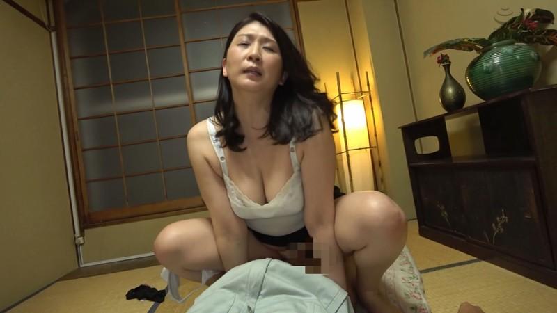 自分を女として見てくれるというだけで人妻は発情してしまう 吉岡奈々子 サンプル画像  No.4