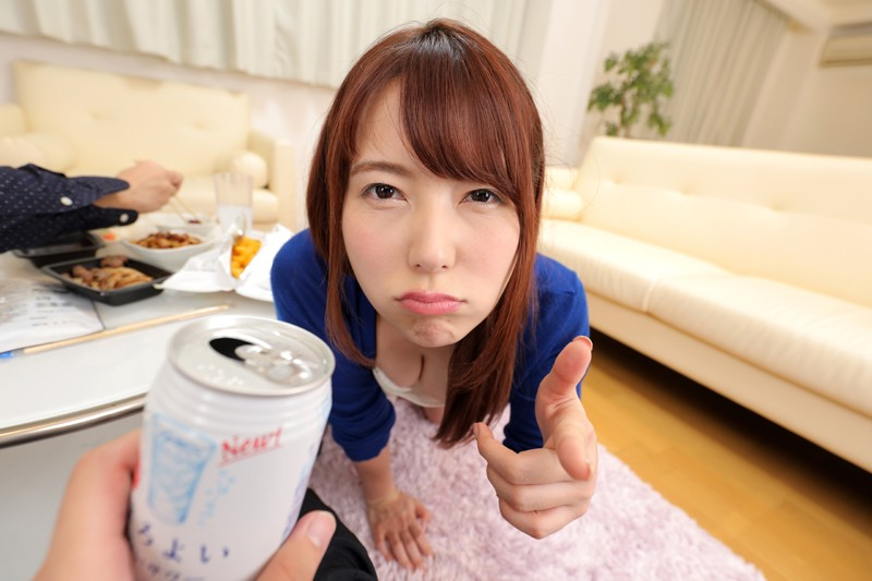 【VR】超恥じらい完全すっぴん生SEX!波多野結衣 サンプル画像  No.2