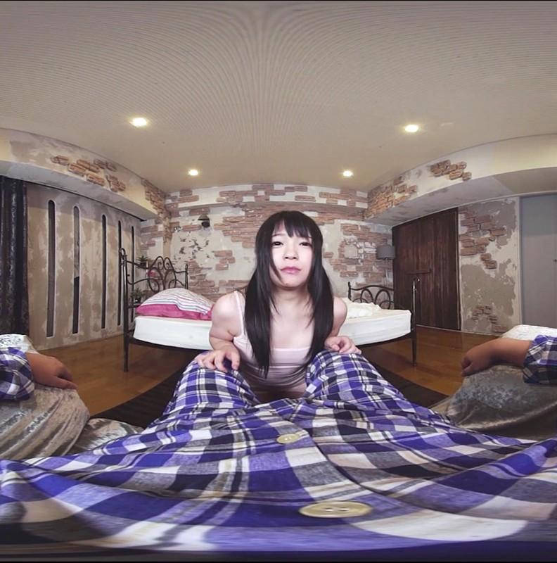 【VR】アナタの指でイクっ◆おもちゃでイカせて 南梨央奈 サンプル画像 No.2