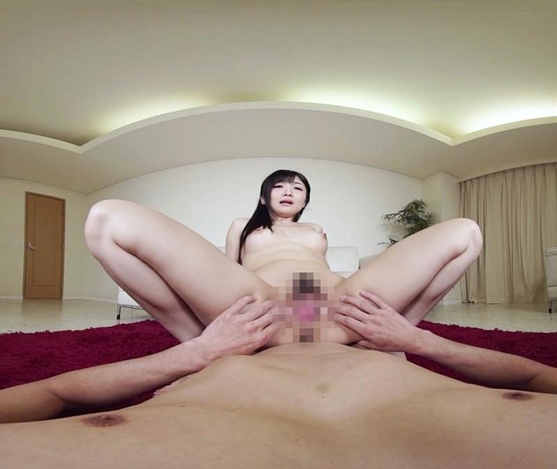 【VR】喉奥ディープスロートフェラ 大槻ひびき サンプル画像 No.4