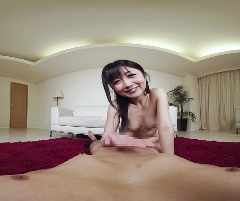 【VR】喉奥ディープスロートフェラ 大槻ひびき サンプル画像 No.8