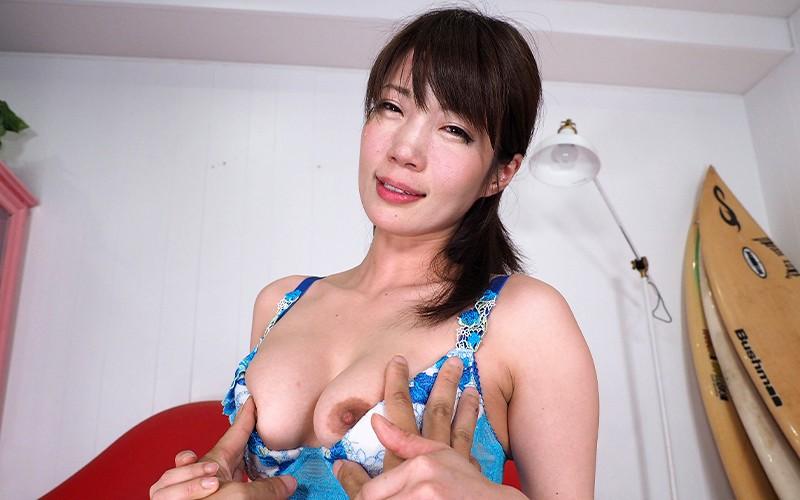 【VR】年上の彼女とホロ酔いラブラブSEX 清城ゆき サンプル画像 No.7