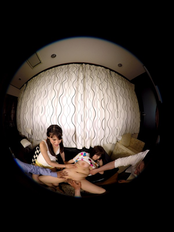 【VR】VRで合コン体験!コミケの後の宅飲みで酔いつぶれた女子に中出し! サンプル画像 No.8