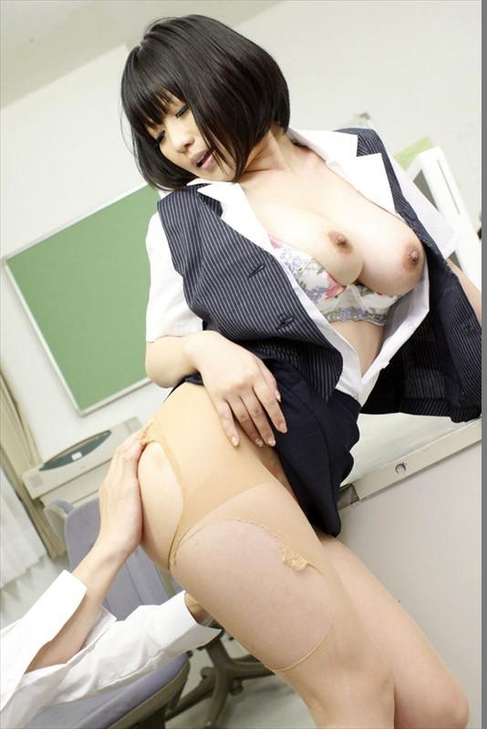 制服支配 肉欲のオフィス サンプル画像  No.7