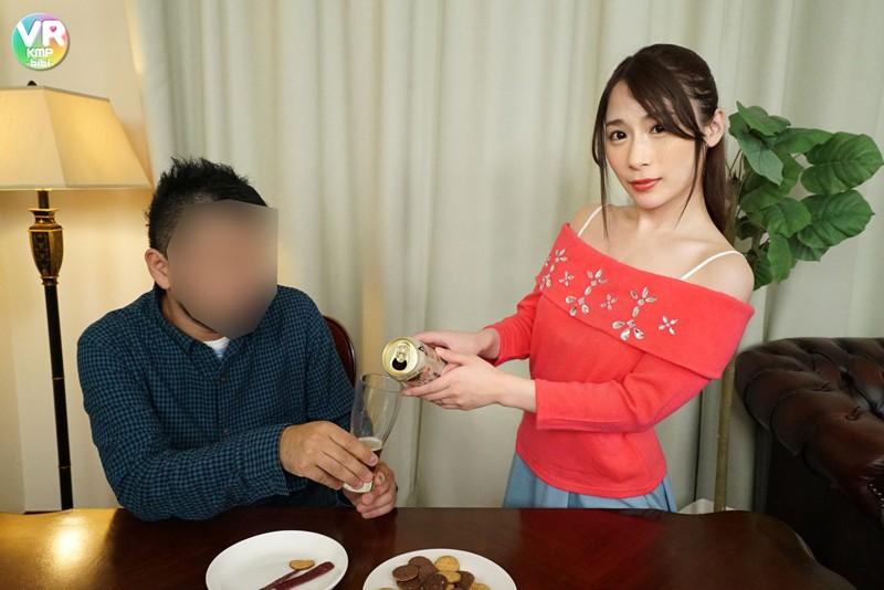 【VR】超高画質VR 人妻NTR ~最低な上司の奥さんに悦楽の連続中出し~ 橋本れいか サンプル画像 No.3