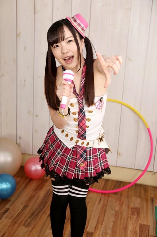 【VR】男の夢を叶えます!プロデューサーになって、アイドルとセクハラSEX!!特典ダンスVR付き!!宮沢ゆかり サンプル画像 No.2