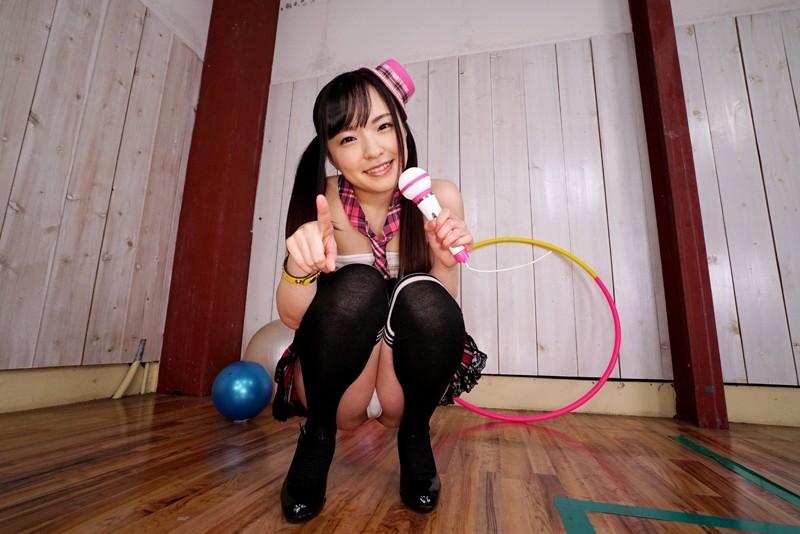 【VR】男の夢を叶えます!プロデューサーになって、アイドルとセクハラSEX!!特典ダンスVR付き!!宮沢ゆかり サンプル画像 No.6