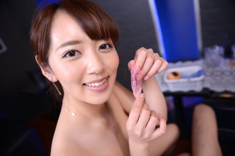 【VR】イチャつきピンサロで本番SEX 美咲かんな サンプル画像 No.4