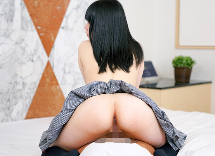 【VR】彼女との制服セックス 七緒 サンプル画像 No.4
