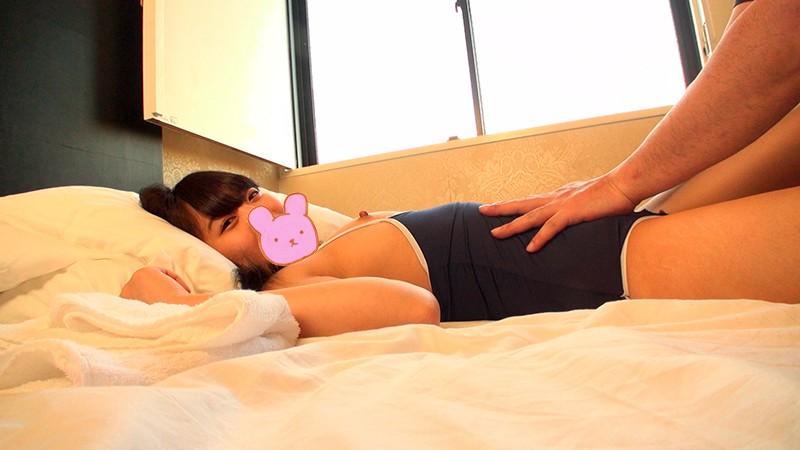 おち○ぽ大好きmaiのスク水フェラチオ&素股クリコキ サンプル画像 No.1