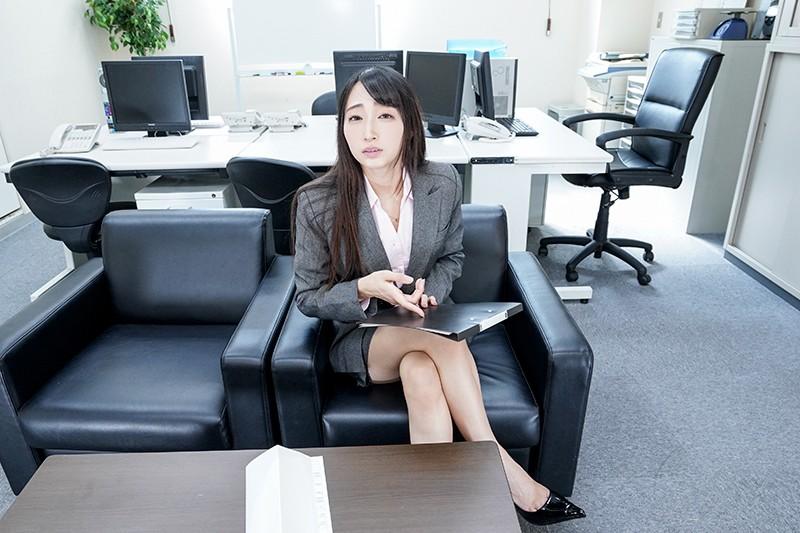 【VR】お姉さんずラブ~ある日、僕は社内でセックスした。~ 蓮見クレア×野々宮みさと 120分 サンプル画像  No.3