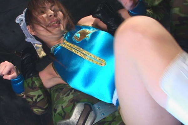 ヒロインバトル チャイナヒロイン レイラ 亜佐倉みんと サンプル画像 No.4