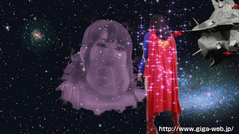スーパーレディー豊満大魔女ジャルバの恐怖のレズ責め サンプル画像  No.1