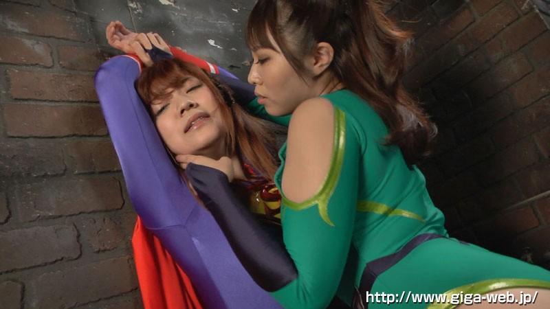 スーパーレディー豊満大魔女ジャルバの恐怖のレズ責め サンプル画像  No.4