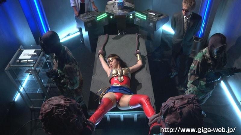 スーパーヒロイン無限地獄 プリンセス・フレア 新山かえで サンプル画像  No.4