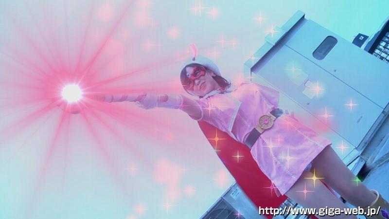 美少女仮面オーロラ 恥辱のヒロイン凌辱会 篠田ゆう サンプル画像  No.3