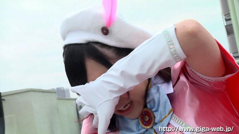 美少女仮面オーロラ 恥辱のヒロイン凌辱会 篠田ゆう サンプル画像  No.6