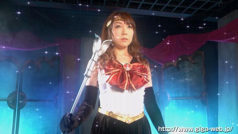 美魔女セーラー戦士 セーラークロノス 桐原あずさ サンプル画像  No.6
