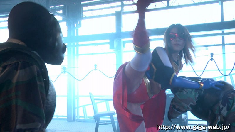 スーパーヒロインドミネーション地獄 ~スパンデクサー 覚醒!超能力軍団~ 桜井あゆ サンプル画像  No.3