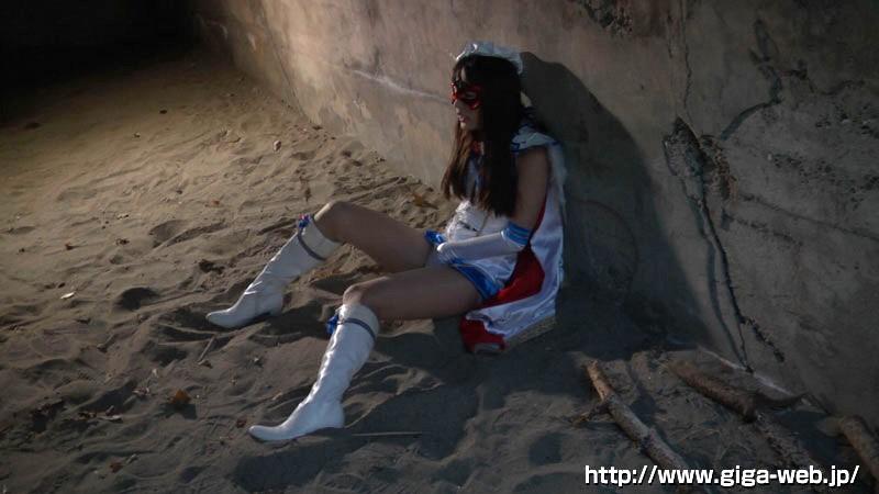 ヒロインピンチ 魔法美少女戦士フォンテーヌ ~史上最大の大ピンチ!~ 通野未帆 サンプル画像  No.1