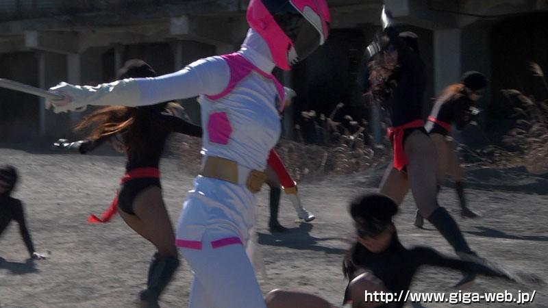 女戦闘員PLATINUM Tango サンプル画像  No.1