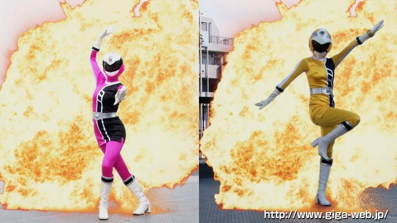 スーパーヒロインドミネーション地獄 宇宙特捜ドギーレンジャー編 サンプル画像  No.2