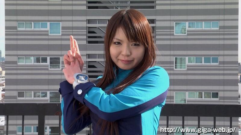 ヒロインピンチ 忍影戦隊ジャスティーシャドウ 栄倉彩 サンプル画像  No.3
