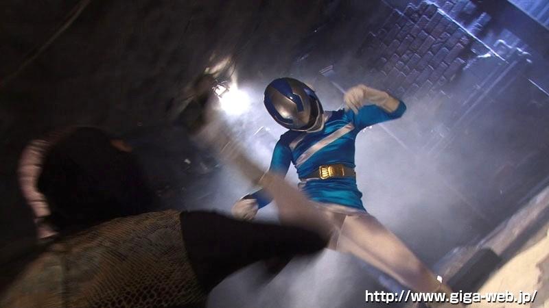 超撃戦隊ワイルドレンジャー 裏切りの女司令官 サンプル画像  No.1