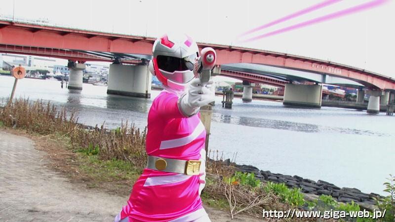 超撃戦隊ワイルドレンジャー 裏切りの女司令官 サンプル画像  No.7