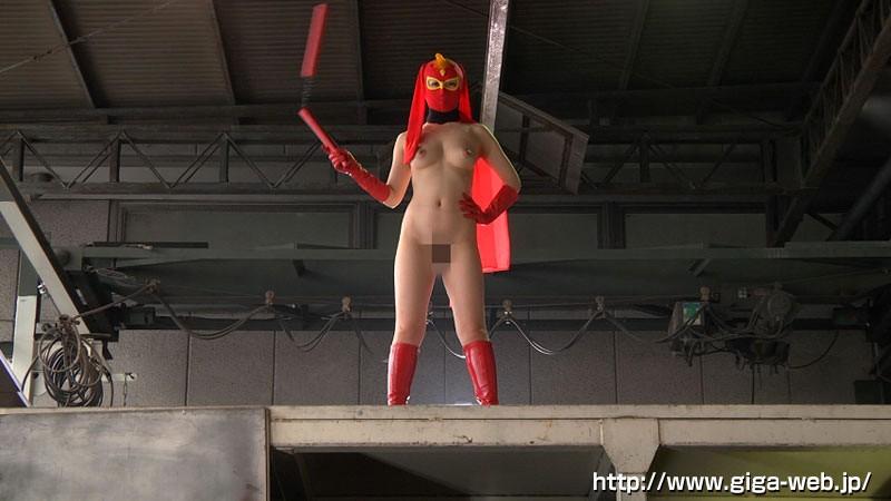 美人妻戦士 もーれつ仮面 羽月希 サンプル画像  No.1