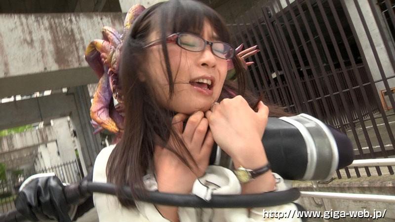 美人妻戦士 もーれつ仮面 羽月希 サンプル画像  No.5