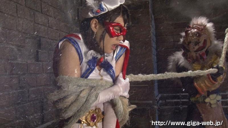 ヒロイン連続中出し昇天地獄 魔法美少女戦士フォンテーヌ ~呪われた学園・魔法美少女戦士の悪夢~ 白咲碧 サンプル画像  No.2