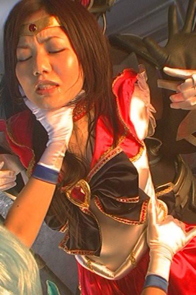 花の愛戦士 セーラーローズ&セーラーリリー サンプル画像  No.7